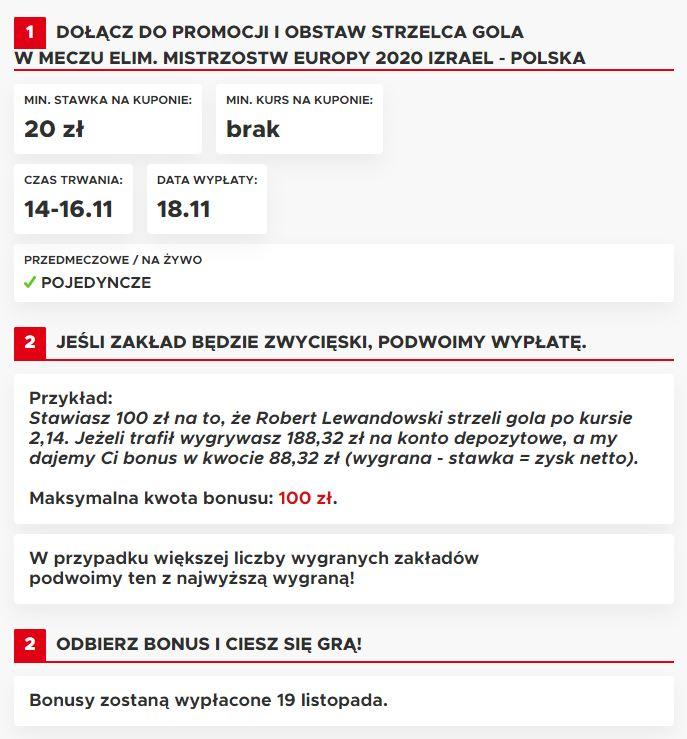 polska izrael bonus betclic na zakłady bukmacherskie