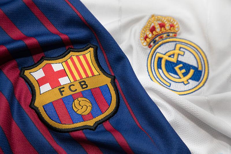 FC Barcelona - Real Madryt transmisja na żywo i live stream online