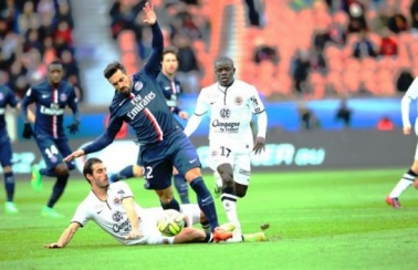 Analiza meczu: SM Caen – Paris Saint-Germain (Ligue 1)