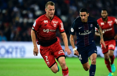 Analiza meczu: Nancy – Paris Saint-Germain (Ligue 1)
