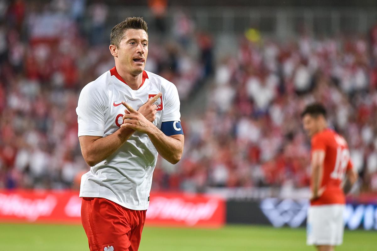 Polska - Słowacja skrót meczu