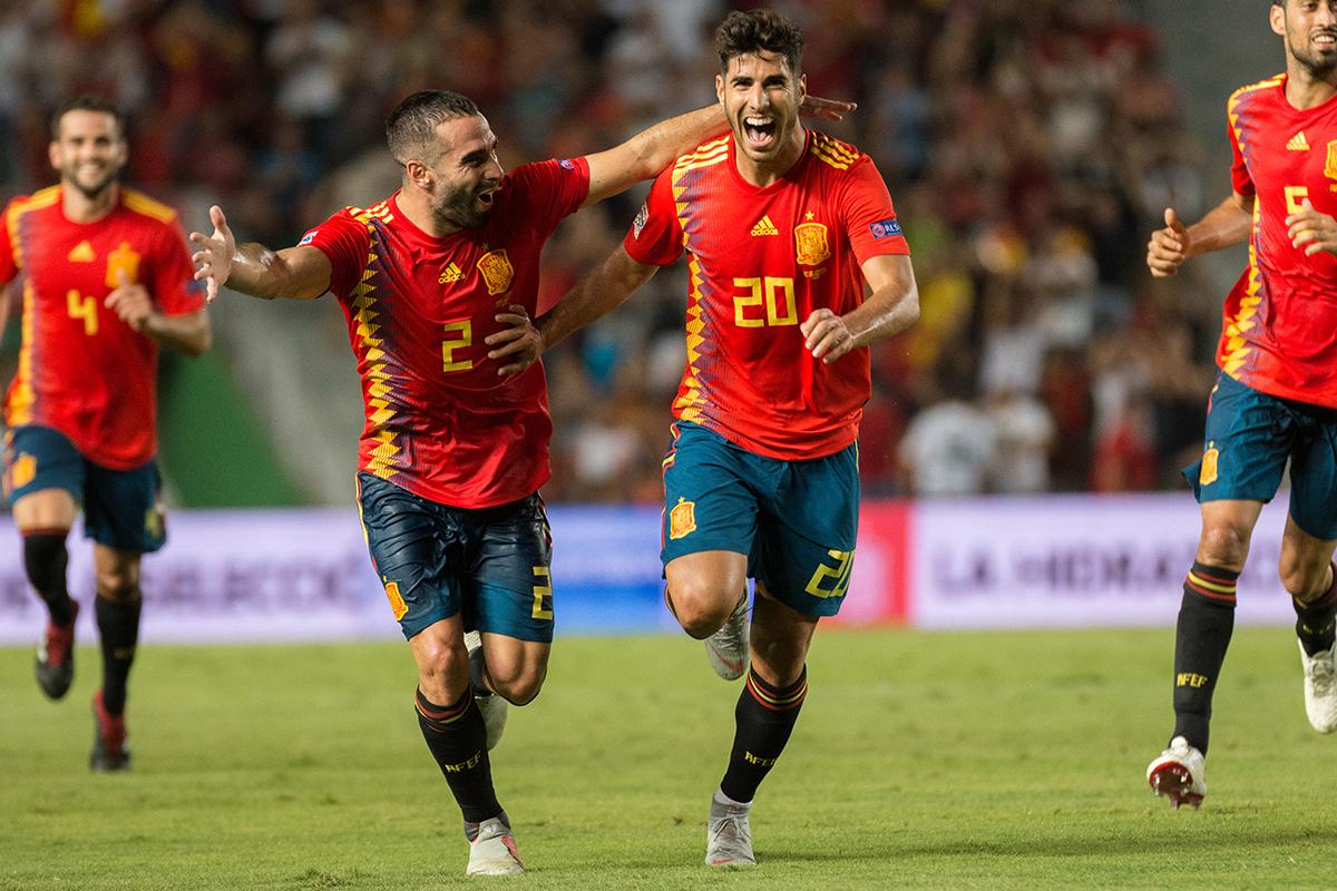 Hiszpania - Szwecja skrót meczu