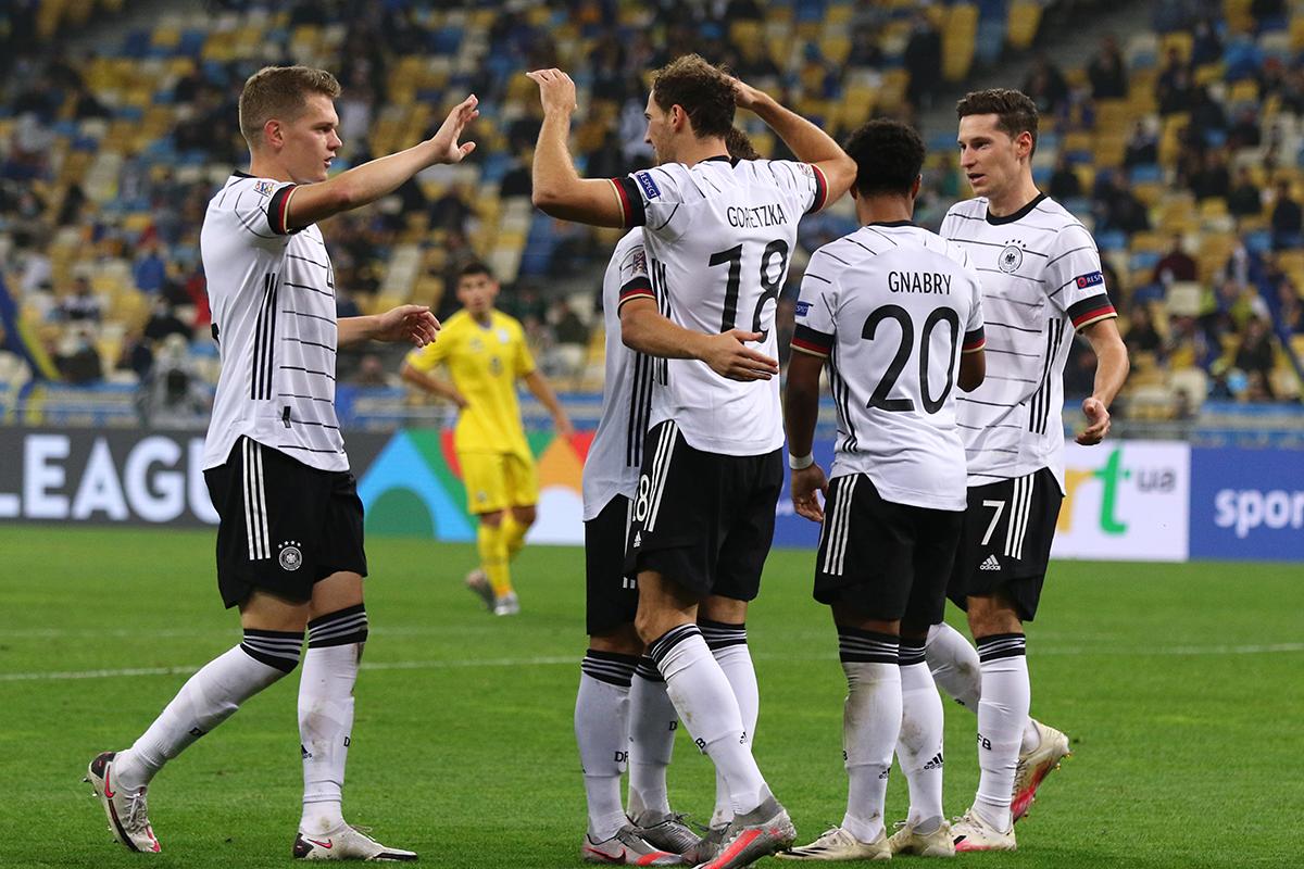 Niemcy - Węgry skrót meczu